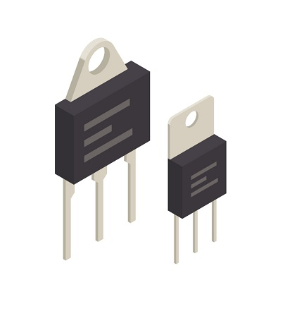 انواع ترانزیستور و رگولاتور